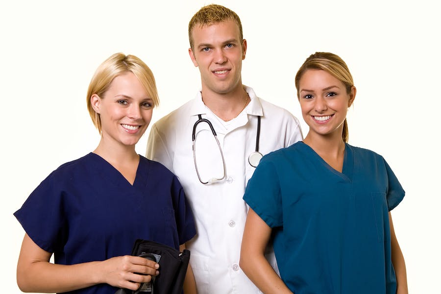 medical assistant career